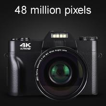 Top Deals Digitial Camera 4K HD 30 Million Pixel Entry Mirrorless Digital Camera WIFI Camera for Beginner Teens