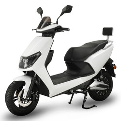 2000W Electric Motorcycle Scooter 65KM/H Electric Scooter Vehicle Electric Bicycle With CE Bicicleta Eletrica EU Transport