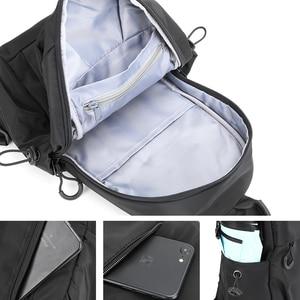 Image 4 - Jack Kevin Fashion Men Anti Theft Chest Bag School Summer Short Trip Messengers Bag Waterproof Nylon Single Shoulder Strap Pack