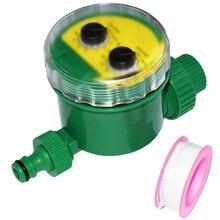 Полив сада таймер воды автоматический таймер орошения Соленоидный клапан полива контроллер автоматический домашний сад Орошение
