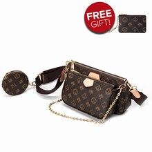 Vintage Handbag Tote-Bags Crossbody-Bag Bag Luxury Fashion Women Famous Brand PU