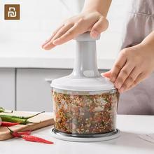 Youpin Jordan & Judy многофункциональное ручное устройство резки овощей и фруктов, картофель, морковь, измельчитель, кухонные инструменты приспособление, слайсер, измельчитель продуктов
