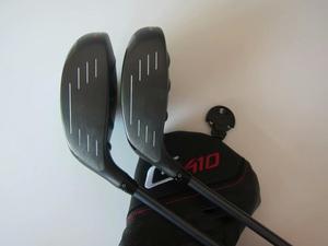 Image 1 - Новый бренд G410 Fairway Wood G410 Golf Woods G410 Golf Clubs #3/#5 R/S/SR Flex ALTA J CB графитовый Вал с крышкой головки