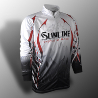 Sunline Sommer Angeln Hemd Langarm Angeln Kleidung Atmungsaktive Quik-Trocknen Anti-Uv Outdoor Sport Angeln Kleidung