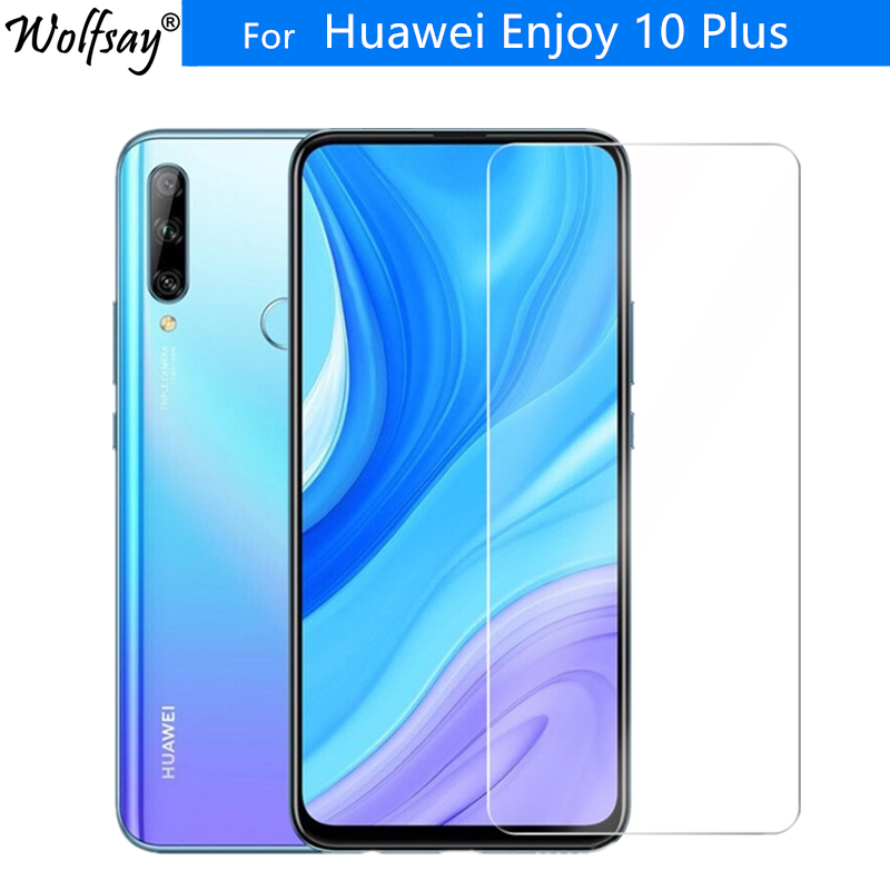 2PCS Tempered Glass For Huawei Enjoy 10 Plus Screen Protector Toughened Protective Glass For Huawei Enjoy 10 Plus Glass Enjoy10+
