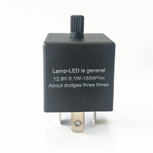Flash-proof LED flash relay CF13KT10A 3PIN for automotive electronic flaser