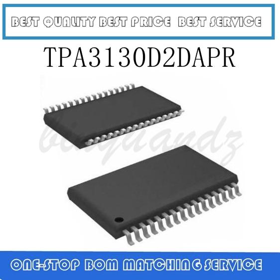 US Stock 2pcs TPA3130D2DAPR TPA3130 IC AMP AUD PWR 15W STER 32HTSSOP