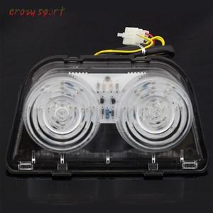 Image 4 - ĐÈN LED Đuôi Đèn Phanh LED Tín Hiệu Tích Hợp Blinker Đèn Cho XE HONDA CBR250 MC19 MC22 CBR400 NC23 NC29 MC18 MC21 MC28 xe máy