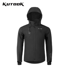 Cycling Jacket Motorcycle KUTOOK Clothing Windbreaker Mtb Reflection Riding Waterproof