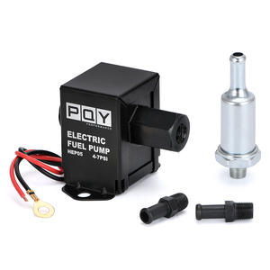 Image 3 - Universal 12v eletrônico bomba de combustível em linha 4 7psi alta pressão 90lph gasolina gás diesel compatível 40104 40106 40107 p502
