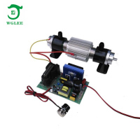 Water cooled 15G Ozone Tube + Adjustable Power Space Sterilization Industrial Water Treatment Ozone Generator Accessories