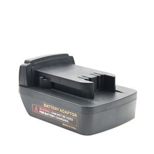 Image 4 - Milwaukee M18 18V адаптер батареи преобразует в Dewalt 18V/20V Max литий ионный аккумулятор DCB205 DCB2000 электрические сверлильные инструменты