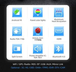 Image 3 - Bosion 자동차 DVD GPS DSP IPS 5 시리즈 BMW E39 안드로이드 10 X5 E53 자동차 라디오 멀티미디어 비디오 플레이어 탐색 2 din dvd