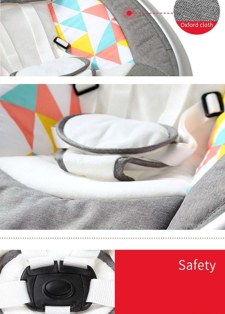 He87c0a51a359458c8c64372d7e8d384fR Baby rocking chair newborn shaker baby electric cradleartifact with sleeping comfort