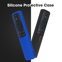 SIKAI Silicone Remote Control Case For Xiaomi mi Box s Controller Soft New Plain Protector