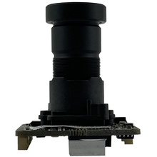 F1.0 M16 เลนส์StarLightความสว่างต่ำSony IMX307 + HI3516EV200 3MP 2304*1296 H.265 2.0MPทั้งหมดสีหม้อน้ำONVIF RTSP