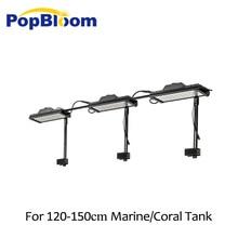 PopBloom aquarium lamp led lighting marine fish tank lights fishing light smart MJ3BP3