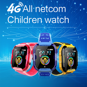 Image 3 - K22 4G لتحديد المواقع ساعة ذكية للأطفال IP68 مقاوم للماء واي فاي مكالمة فيديو كاميرا بمنبه الطفل الاطفال ساعة ذكية الهاتف الأطفال Smartwatch