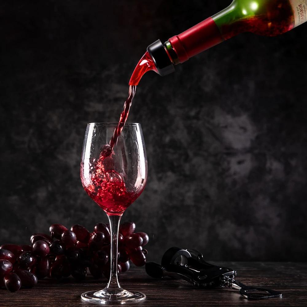 Mengukur Volume Alat Minuman Anggur Cocktail Pourer DIspenser Minuman  Alkohol Menuangkan Perangkat Rumah Bar Aksesoris Botol Anggur|Alat Ukur  Bar| - AliExpress
