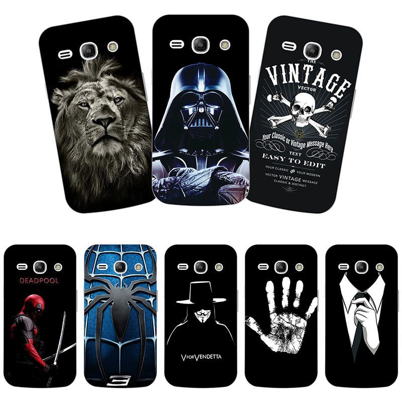 Fashion Soft Silicone Protect Case For <font><b>Samsung</b></font> <font><b>Galaxy</b></font> <font><b>Star</b></font> <font><b>Advance</b></font> <font><b>G350e</b></font> SM-<font><b>G350E</b></font> Printing rabbit Scenery Cover Phone Back Shell image