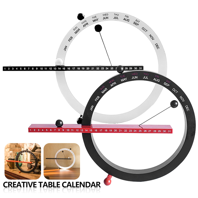 2021 Ins Nordic Style Creative Fashion Time Perpetual Table Calendar Manual Desk Calendario Home Decoration Best Birthday Gift 2
