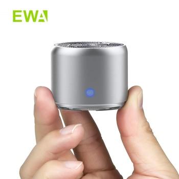 EWA A106Pro Wireless Column Bluetooth Speaker Graphene double-strand diaphragm Custom Bass Radiator IP67 waterproof Travel Case