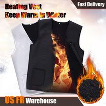Winter USB Heater Hunting Vest Heated Jacket Men Thermal Sleeveless Heating Clothing for Outdoor Hiking Climbing Fishing winter usb heater hunting vest heated jacket men thermal sleeveless heating clothing for outdoor hiking climbing fishing