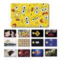 Magie Shark PVC 5 Jahre Keine Verblassen Hohe Qualität Joker SpongeBob Superman Dollar Star War Kreditkarte Aufkleber Film Haut-in Handy-Aufkleber aus Handys & Telekommunikation bei