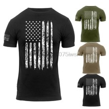 Camiseta masculina us flog othletic músculo construir tocticol t omericon potriótico uso