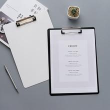 A4 Clipboard Writing Pad File Folders Document Holders School Office Stationery G6DD