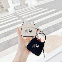 Чехол для airpods 3d Китайский Модный чехол 1/2 мягкий силиконовый