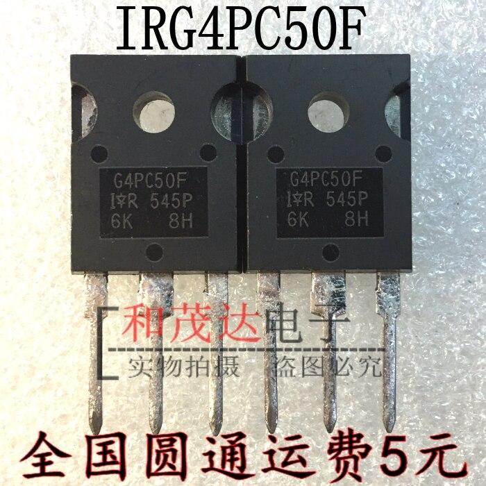 1 шт. новый оригинальный IRG4PC50F IRG4PC50W TO-247 в наличии