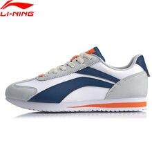 Li-Ning Männer 3K Klassische Lifestyle Schuhe Retro Stilvolle Futter Fitness Sport Schuhe li ning Komfort Turnschuhe AGCQ019