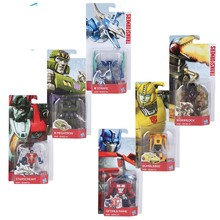 Transformasi Film 4 Klasik Legiun Tingkat Optimus Op Red Spider PVC Gambar Model Mainan(China)