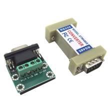 Высокопроизводительный преобразователь rs232 в rs485 1 шт Адаптер