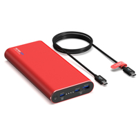 Powerbank 20V 2.25A 3.25A 45W 65W PD+QC with USB Type C Input / Output and QC Output for Xiaomi Air HUAWEI USB Type C Laptops