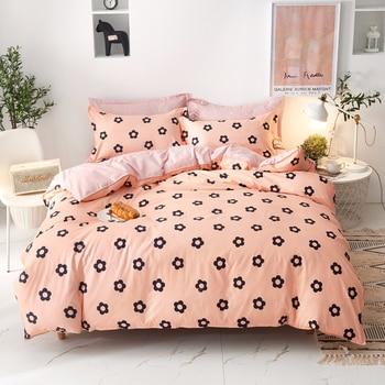 Simple Bedding Sets Peach Star 9