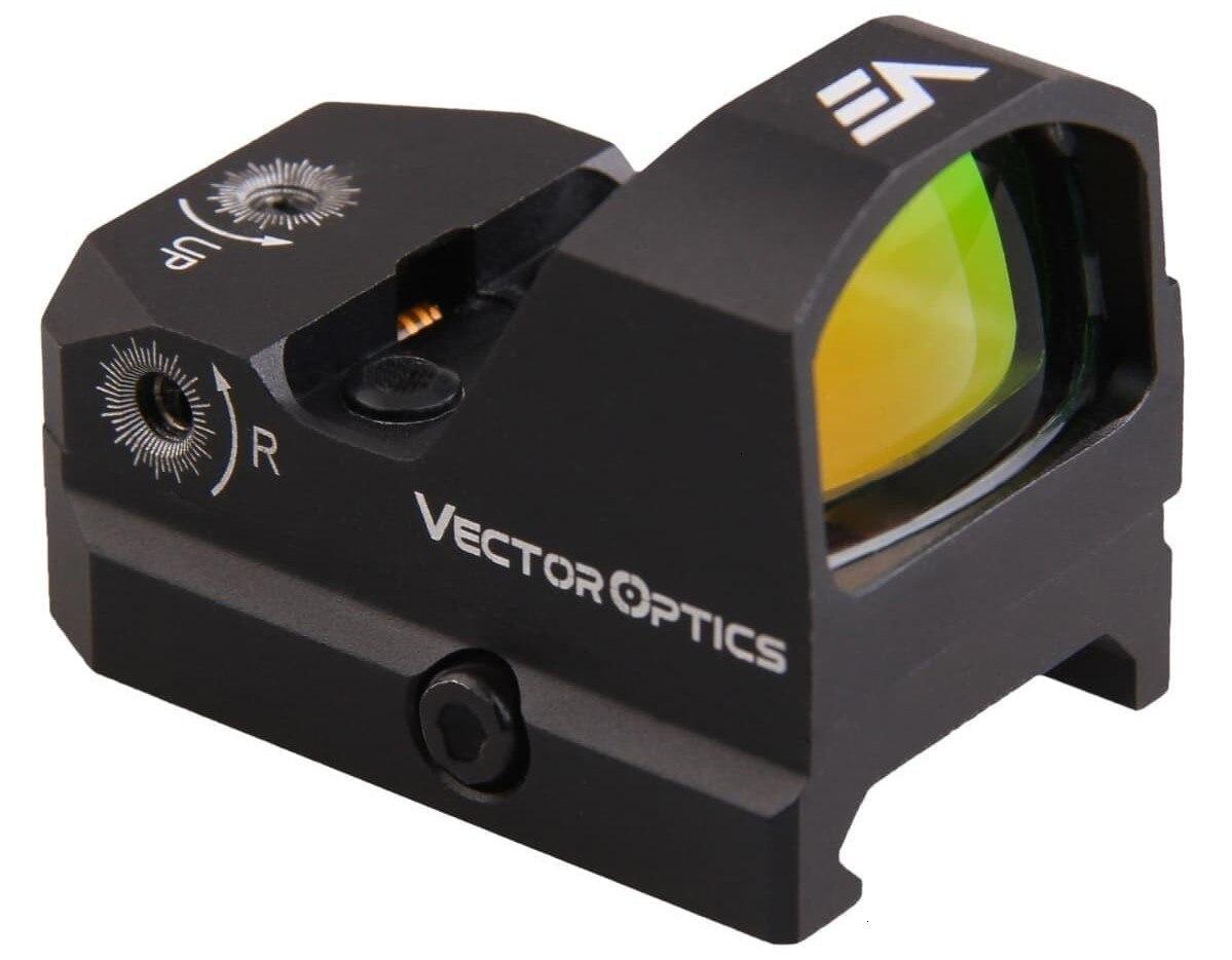 Sistema ótico do vetor frenesi 1x17x24 red