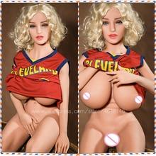 Sekspop Grote Borsten Ass Sexy Meisje Volledige Siliconen Pop Met Metalen Skelet Realistische Vagina 3 Gaten Mannen Sex Toys lovedoll