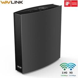 Wavlink AC3200 pełny gigabitowy Router wi-fi Wave2 MU-MIMO 2.4G 5GHz przedłużacz zasięgu wi-fi router WIFI repetidor iF projekt zwycięzca nagrody