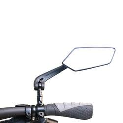 Зеркало заднего вида для велосипеда широкий диапазон отражателя видимости для наружного горного велосипеда электрический автомобиль безо...
