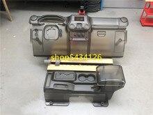 Игрушечный автомобиль JKMAX привод кабины внутренний центральный контроль приборной панели для автомобиля Capo JK Wrangler 4X4 внедорожный грузовик ...(China)