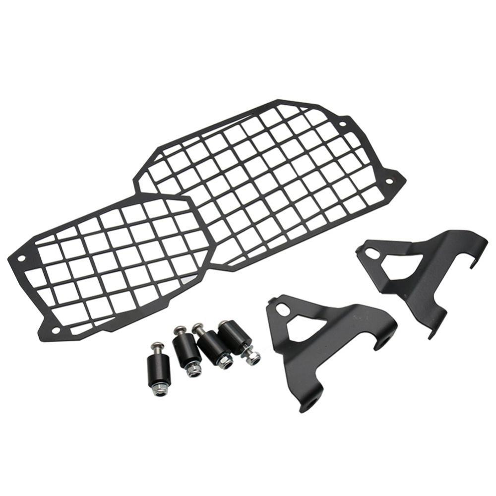 Motorcycle Headlight Net Protection Cover Anti-fall Protection Cover For BMW F650GS F700GS F800GS Headlight Guard Protector