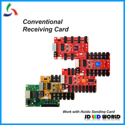 R508/R512(Replace HUIDU R501)/R516/R612 receiving card work with HD sending cards A4/A5/A6/A601/A602/A603/A30/A30+/C15/C15C/C10