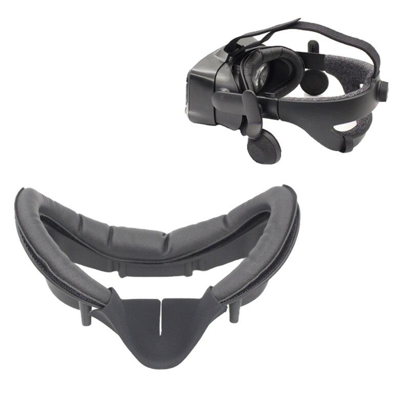 Estera adhesiva mágica ligera, diseño ergonómico, cubierta de ojo de auriculares VR, adsorción magnética automática para Índice de válvula