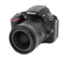 Câmera nikon d5600 dslr com AF-P 18-55mm vr lente (novo)