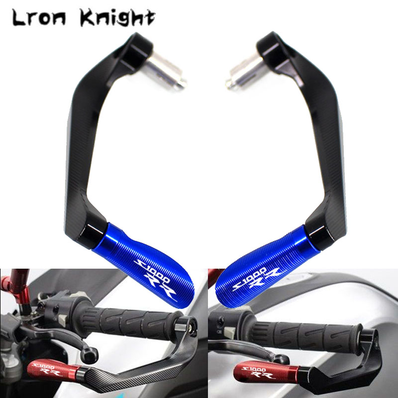 For BMW S1000RR S1000 RR S 1000RR S 1000 RR 2010-2019 2018 Motorcycle CNC Handlebar Grips Brake Clutch Levers Guard Protector(China)