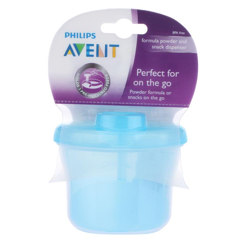 Philips AVENT Baby Milk Powder Dispenser Formula Storage Container Pot BPA Free