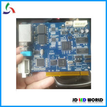 Colorlight it7 led envio cartão substituir it7 e t7 para o reparo da tela do diodo emissor de luz