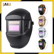 Super Solar Auto Darkening MIG MAG TIG Electric Dimming Welding Mask Welding Helmet Welder Cap Welding Lens for Welding Machine